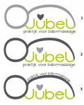 Logo # 358342 voor Ontwerp een abstract, simplistisch, fris logo voor JUBEL praktijk voor babymassage wedstrijd