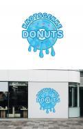 Logo # 1230493 voor Ontwerp een kleurrijk logo voor een donut store wedstrijd