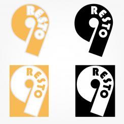 Logo # 302 voor Logo voor restaurant resto 9 wedstrijd