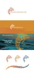 Logo # 1234195 voor Logo  Ontwerp een stoer artistiek langwerpig logo met Maori dolfijn voor online hypnotherapie wedstrijd
