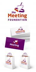 Logo # 421755 voor The Meeting Foundation wedstrijd