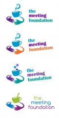 Logo # 428679 voor The Meeting Foundation wedstrijd