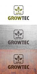 Logo # 328770 voor Growtec BV wedstrijd