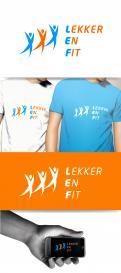 Logo # 378640 voor Ontwerp een logo met LEF voor jouw vitaalcoach van LekkerEnFit!  wedstrijd