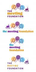 Logo # 428699 voor The Meeting Foundation wedstrijd