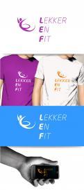 Logo # 378346 voor Ontwerp een logo met LEF voor jouw vitaalcoach van LekkerEnFit!  wedstrijd