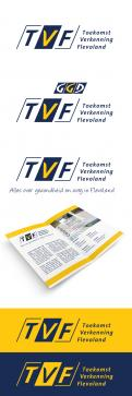Logo # 387328 voor Ontwerp een sprekend logo voor de website Toekomst Verkenning Flevoland (TVF) wedstrijd