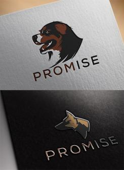 Logo design # 1194404 for promise dog and catfood logo contest
