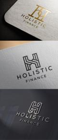 Logo design # 1126894 for LOGO for my company 'HOLISTIC FINANCE'     contest
