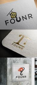 Logo # 1189624 voor Logo voor vacature website  FOENR  freelance machinisten  operators  wedstrijd