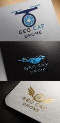 Logo design # 1194456 for logo geometre drone contest