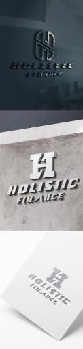 Logo design # 1129053 for LOGO for my company 'HOLISTIC FINANCE'     contest