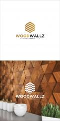 Logo # 1153490 voor modern logo voor houten wandpanelen wedstrijd