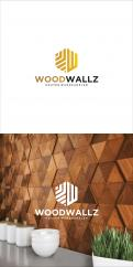 Logo design # 1153492 for modern logo for wood wall panels contest
