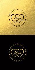 Logo # 987027 voor Ontwerp een elegant logo voor onze bruiloft! wedstrijd