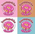 Logo # 1230938 voor Ontwerp een kleurrijk logo voor een donut store wedstrijd