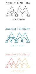Logo # 979160 voor Ontwerp een elegant logo voor onze bruiloft! wedstrijd