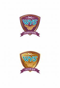 Logo # 378917 voor Logo for new food retail&service (supermarket & restaurants) concept wedstrijd