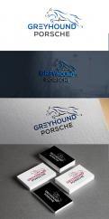 Logo # 1133116 voor Ik bouw Porsche rallyauto's en wil daarvoor een logo ontwerpen onder de naam GREYHOUNDPORSCHE wedstrijd
