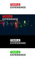 Logo design # 1139555 for Triple experience contest