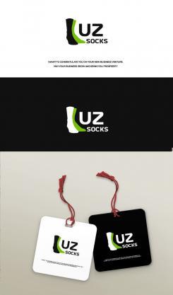 Logo design # 1153848 for Luz' socks contest