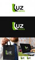 Logo design # 1153850 for Luz' socks contest