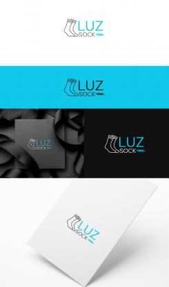 Logo design # 1153856 for Luz' socks contest