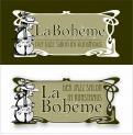 Logo  # 921314 für La Bohème Wettbewerb