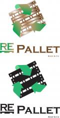 Logo # 1248344 voor Gezocht  Stoer  duurzaam en robuust logo voor pallethandel wedstrijd