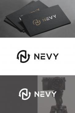 Logo # 1236132 voor Logo voor kwalitatief   luxe fotocamera statieven merk Nevy wedstrijd