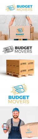 Logo # 1021659 voor Budget Movers wedstrijd