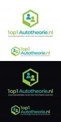 Logo # 1102391 voor Modern logo voor het nationale bedrijf  1 op 1 autotheorie nl wedstrijd