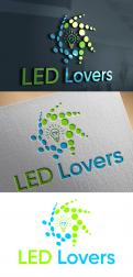 Logo design # 1211516 for Design a new logo   corporate identity for our  LED  lighting brand contest
