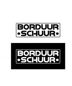 Logo # 1127579 voor Borduurschuur wedstrijd