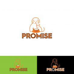Logo design # 1195680 for promise dog and catfood logo contest