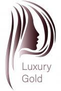 Logo # 1031584 voor Logo voor hairextensions merk Luxury Gold wedstrijd