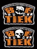 Logo # 413932 voor Ontwerp een angstaanjagend logo voor een horrorspeciaalzaak in enge maskers wedstrijd