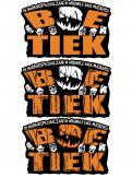 Logo # 413333 voor Ontwerp een angstaanjagend logo voor een horrorspeciaalzaak in enge maskers wedstrijd