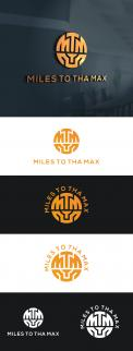 Logo design # 1181108 for Miles to tha MAX! contest