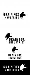 Logo design # 1182224 for Global boutique style commodity grain agency brokerage needs simple stylish FOX logo contest