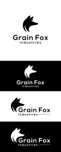 Logo design # 1182229 for Global boutique style commodity grain agency brokerage needs simple stylish FOX logo contest