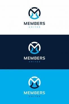 Logo design # 1124863 for MembersUnited contest