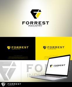 Logo Design 897896 For FORREST INDUSTRIE Contest