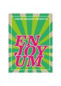 Logo # 337718 voor Logo Enjoyum. A fun, innovate and tasty food company. wedstrijd