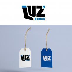 Logo design # 1152273 for Luz' socks contest
