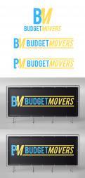 Logo # 1014651 voor Budget Movers wedstrijd