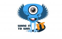Logo design # 575865 for Wing it to win it! contest