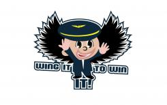 Logo design # 575493 for Wing it to win it! contest