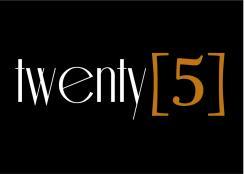 Logo # 619 voor Twenty5 wedstrijd