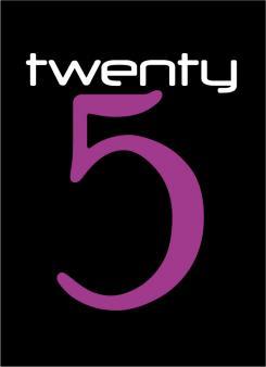 Logo # 616 voor Twenty5 wedstrijd